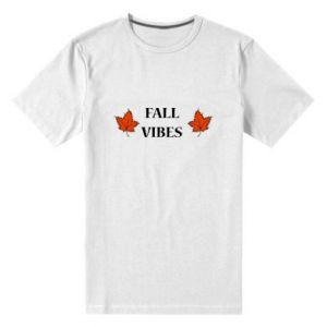 Men's premium t-shirt Fall vibes