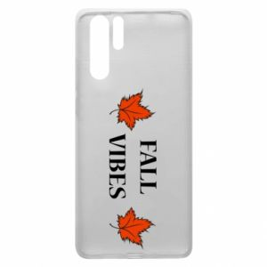 Huawei P30 Pro Case Fall vibes