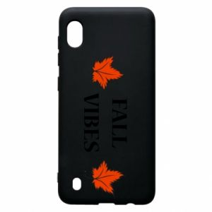 Samsung A10 Case Fall vibes