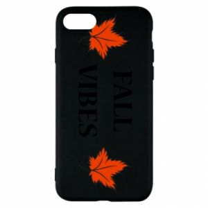 iPhone SE 2020 Case Fall vibes