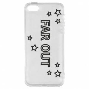 Etui na iPhone 5/5S/SE Far out