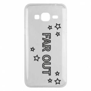 Etui na Samsung J3 2016 Far out