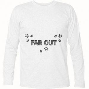 Koszulka z długim rękawem Far out