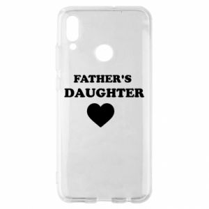 Huawei P Smart 2019 Case Father's daughter