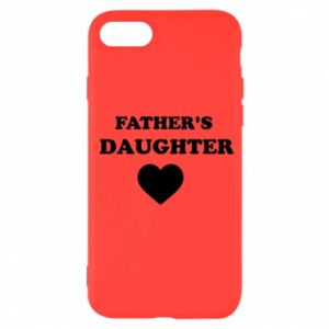 iPhone SE 2020 Case Father's daughter