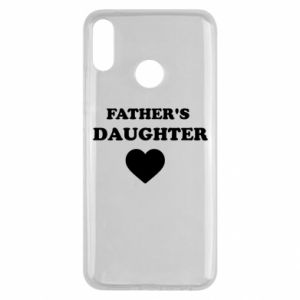Huawei Y9 2019 Case Father's daughter