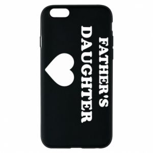 Phone case for iPhone 6/6S Father's daughter