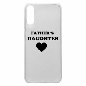Phone case for Samsung A70 Father's daughter