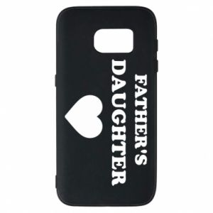 Phone case for Samsung S7 Father's daughter