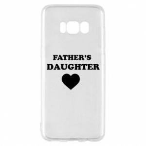Phone case for Samsung S8 Father's daughter