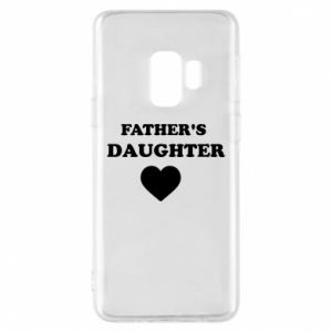 Etui na Samsung S9 Father's daughter