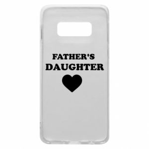 Phone case for Samsung S10e Father's daughter