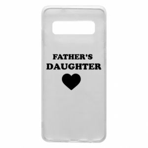 Phone case for Samsung S10 Father's daughter