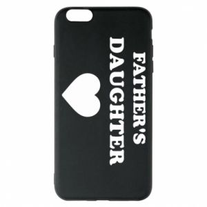 Phone case for iPhone 6 Plus/6S Plus Father's daughter