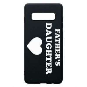 Phone case for Samsung S10+ Father's daughter