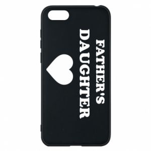 Phone case for Huawei Y5 2018 Father's daughter