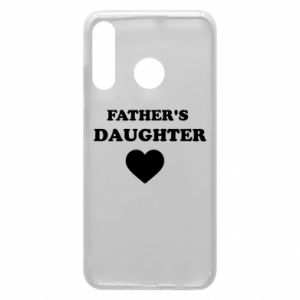 Phone case for Huawei P30 Lite Father's daughter