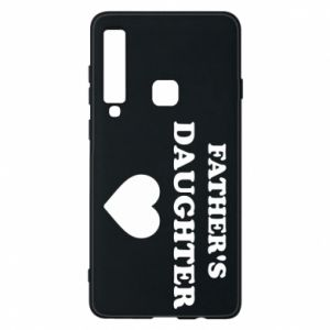 Phone case for Samsung A9 2018 Father's daughter
