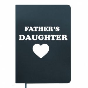 Notepad Father's daughter