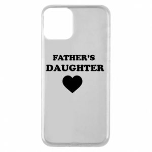 Phone case for iPhone 11 Father's daughter