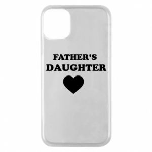 Phone case for iPhone 11 Pro Father's daughter