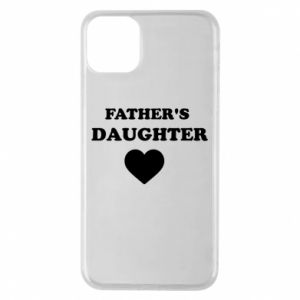 Phone case for iPhone 11 Pro Max Father's daughter