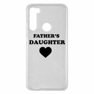 Xiaomi Redmi Note 8 Case Father's daughter