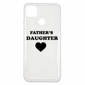 Etui na Xiaomi Redmi 9c Father's daughter