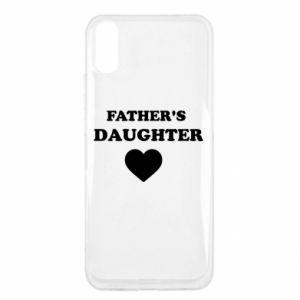 Xiaomi Redmi 9a Case Father's daughter