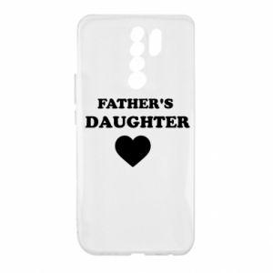Xiaomi Redmi 9 Case Father's daughter