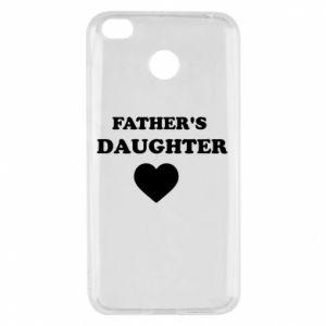 Xiaomi Redmi 4X Case Father's daughter