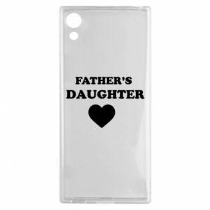 Sony Xperia XA1 Case Father's daughter