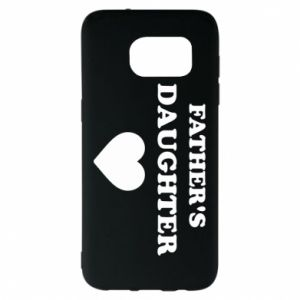 Samsung S7 EDGE Case Father's daughter