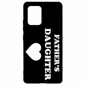 Samsung S10 Lite Case Father's daughter