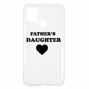 Samsung M31 Case Father's daughter