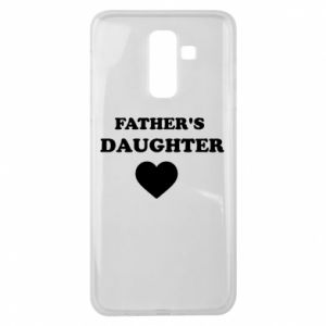Samsung J8 2018 Case Father's daughter