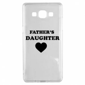 Samsung A5 2015 Case Father's daughter