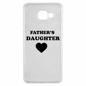 Samsung A3 2016 Case Father's daughter