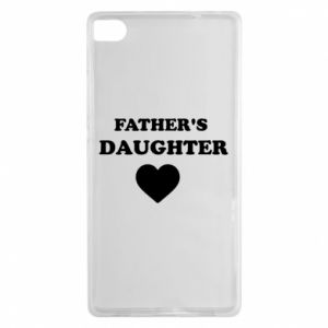 Huawei P8 Case Father's daughter