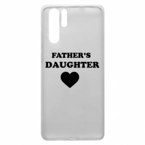 Huawei P30 Pro Case Father's daughter