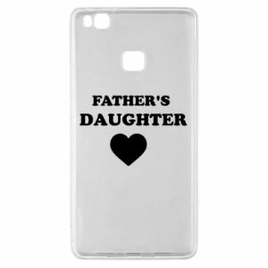 Huawei P9 Lite Case Father's daughter