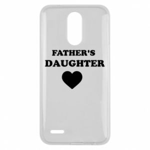 Lg K10 2017 Case Father's daughter