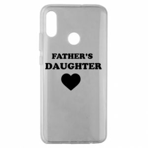 Huawei Honor 10 Lite Case Father's daughter