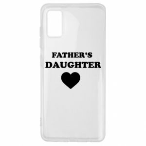 Samsung A41 Case Father's daughter