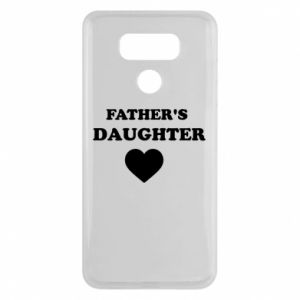 LG G6 Case Father's daughter
