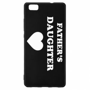 Huawei P8 Lite Case Father's daughter