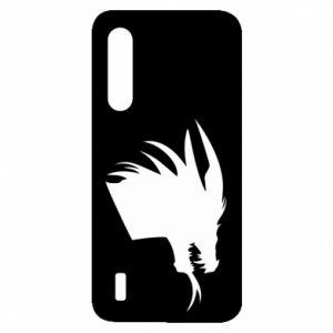 Etui na Xiaomi Mi9 Lite Ferocious dragon in profile