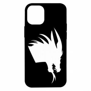 Etui na iPhone 12 Mini Ferocious dragon in profile