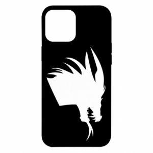 Etui na iPhone 12 Pro Max Ferocious dragon in profile
