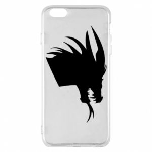 Etui na iPhone 6 Plus/6S Plus Ferocious dragon in profile